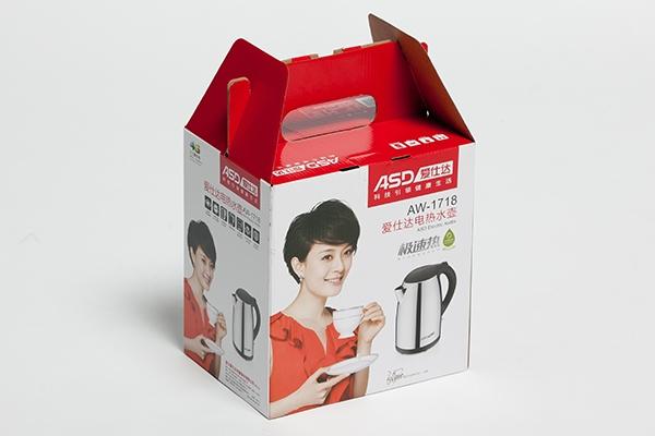 天津单瓦彩盒